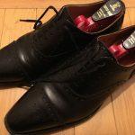 スコッチグレインの靴で悩んでみた。
