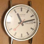 モンディーンの腕時計のベルトを交換してみた。